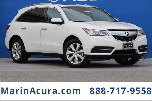2016_Acura_MDX_SH-AWD with Advance Package_ Bay Area CA