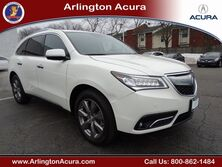 Acura MDX SH-AWD with Advance Package 2016