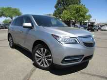 2016_Acura_MDX_SH-AWD with Technology Package_ Albuquerque NM