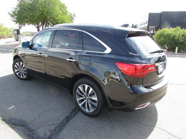 2016 Acura MDX SH-AWD with Technology Package Albuquerque NM
