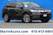 Acura MDX SH-AWD with Technology Package 2016