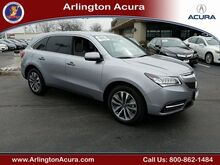 2016_Acura_MDX_SH-AWD with Technology Package_ Palatine IL