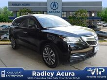 2016_Acura_MDX_SH-AWD with Technology Package_ Falls Church VA