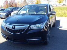 2016_Acura_MDX_SH-AWD with Technology Package_ Wexford PA