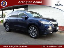 2016_Acura_MDX_SH-AWD with Technology and AcuraWatch Plus Packages_ Palatine IL