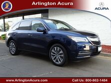 Acura MDX SH-AWD with Technology and AcuraWatch Plus Packages 2016