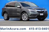 Acura MDX SH-AWD with Technology and Entertainment Packages 2016