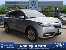 2016_Acura_MDX_SH-AWD with Technology and Entertainment Packages_ Falls Church VA