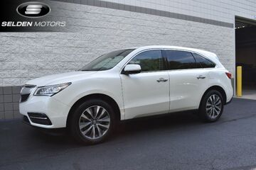 2016_Acura_MDX_SH w/Tech_ Willow Grove PA