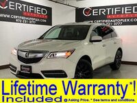 Acura MDX TECHNOLOGY PKG ENTERTAINMENT PKG NAVIGATION SUNROOF BLIND SPOT ASSIST ADAPT 2016