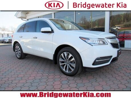 2016 Acura MDX Technology AWD, Navigation System, Rear-View Camera, Premium Sound, Bluetooth Streaming Audio, Heated Leather Seats, 3RD Row Seats, Power Sunroof, 19-Inch Alloy Wheels, Bridgewater NJ