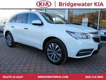 2016_Acura_MDX_Technology AWD, Navigation System, Rear-View Camera, Premium Sound, Bluetooth Streaming Audio, Heated Leather Seats, 3RD Row Seats, Power Sunroof, 19-Inch Alloy Wheels,_ Bridgewater NJ