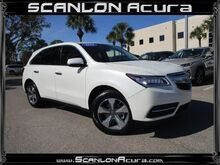 2016_Acura_MDX_w/AcuraWatch Plus_ Fort Myers FL