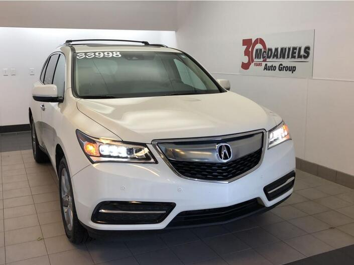 2016 Acura MDX w/Advance Columbia SC