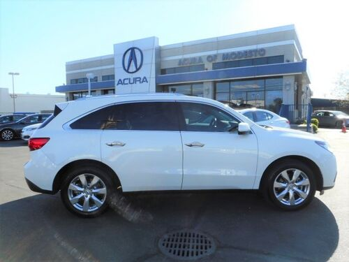 2016_Acura_MDX_w/Advance/Entertainment_ Modesto CA