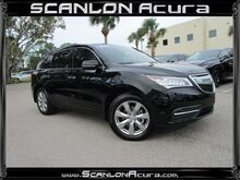 2016_Acura_MDX_w/Advance_ Fort Myers FL