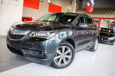 2016 Acura MDX w/Advance Navigation Sunroof 1 Owner