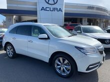 2016_Acura_MDX_w/Advance_ Salt Lake City UT