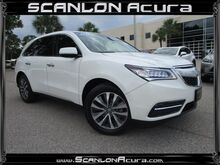 2016_Acura_MDX_w/Tech/AcuraWatch Plus_ Fort Myers FL