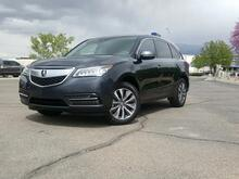 2016_Acura_MDX_w/Tech_ Albuquerque NM