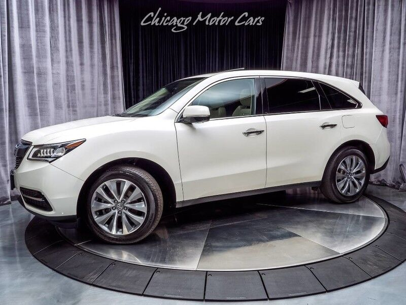 2016_Acura_MDX_w/Tech_ Chicago IL
