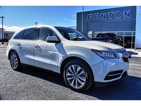 2016 Acura MDX w/Tech/Entertainment Amarillo TX