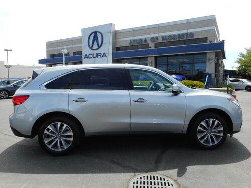2016_Acura_MDX_w/Tech/Entertainment_ Modesto CA