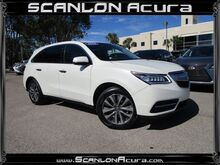 2016_Acura_MDX_w/Tech_ Fort Myers FL