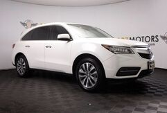 2016_Acura_MDX_w/Tech_ Houston TX