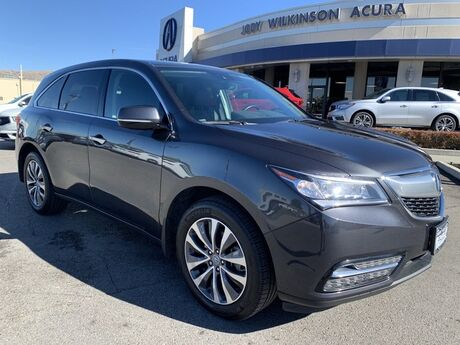 2016 Acura MDX w/Tech Salt Lake City UT