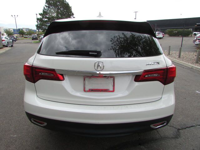 2016 Acura MDX with Technology Package Albuquerque NM