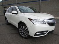 Acura MDX with Technology Package 2016