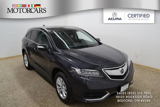 2016 Acura RDX  Bedford OH