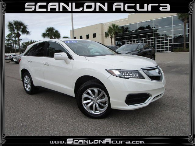 2016 Acura RDX  Fort Myers FL