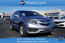 2016 Acura RDX ** LOW MILES ** LEATHER & SUNROOF ** ONE OWNER **
