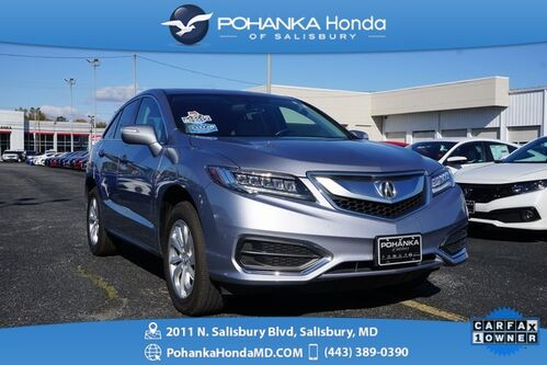 2016_Acura_RDX_** LOW MILES ** LEATHER & SUNROOF ** ONE OWNER **_ Salisbury MD