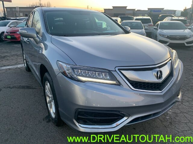 2016 Acura RDX 6-Spd AT AWD Pleasant Grove UT