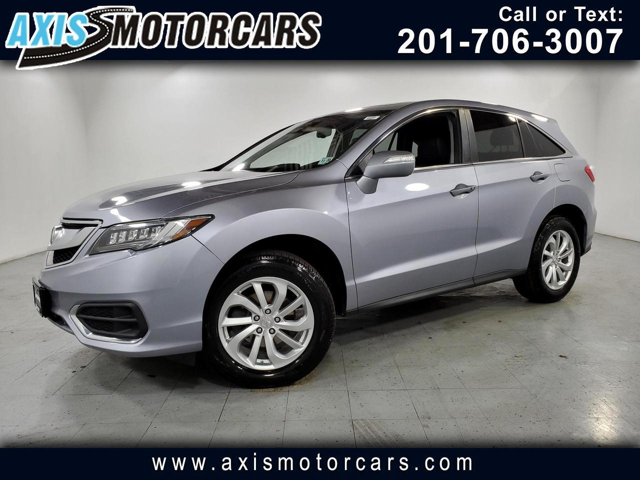 2016 Acura RDX AWD 4dr Jersey City NJ