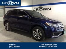 2016_Acura_RDX_AWD ELITE PKG - *One owner/Fully loaded*_ Winnipeg MB