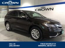 2016_Acura_RDX_AWD TECH PKG - *Local/One owner*_ Winnipeg MB