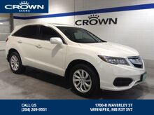 2016_Acura_RDX_AWD TECH PKG - *NAVIGATION/One owner*_ Winnipeg MB