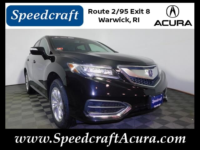 2016 Acura RDX AWD with Technology Package Wakefield RI