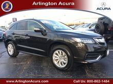 2016 Acura RDX AWD with Technology Package Palatine IL