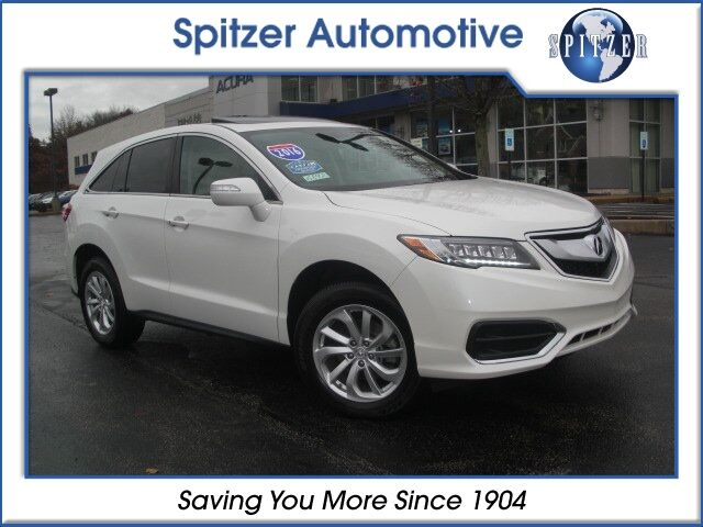 2016 Acura RDX AWD with Technology Package McMurray PA