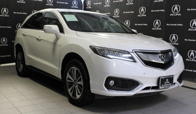 2016 Acura RDX Advance Pkg FULLY LOADED San Juan TX