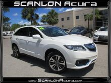 2016_Acura_RDX_Advance Pkg_ Fort Myers FL