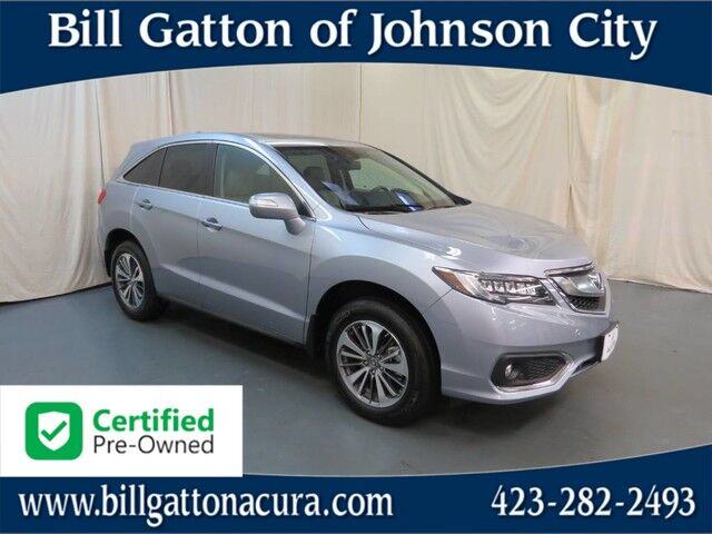 2016 Acura RDX Advance Pkg Johnson City TN