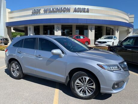 2016 Acura RDX Advance Pkg Salt Lake City UT