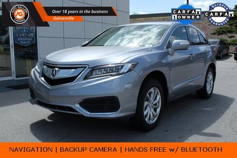 2016_Acura_RDX_Base_ Gainesville GA