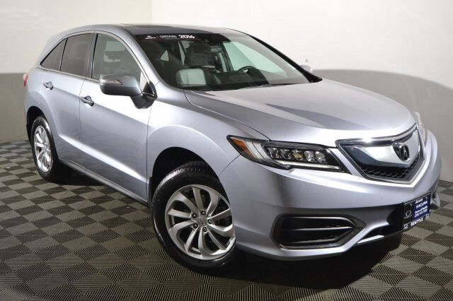 2016 Acura RDX Base AWD w/Technology Package Seattle WA